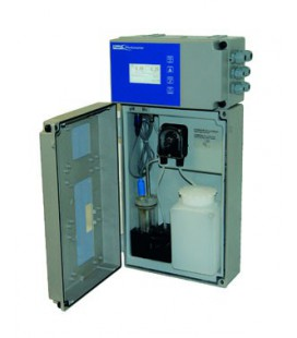 Analizador fotométrico de cloro y pH