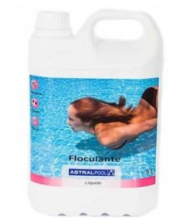 Floculante líquido