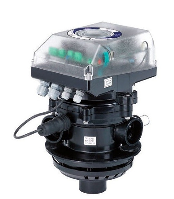 """Válvula selectora automática 1 1-2"""". Modelo: System VRAC Flat"""